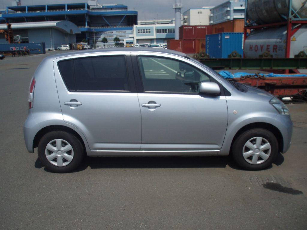 Used 2005 Toyota Passo Photos, 1000cc., Gasoline, FF ...