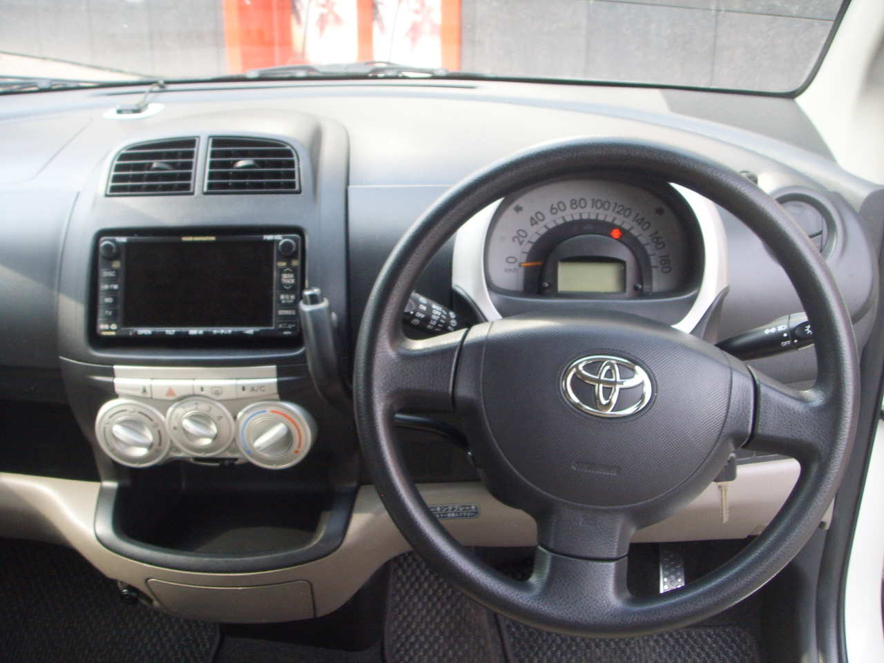 used 2005 toyota passo photos 996cc gasoline ff automatic for sale rh cars directory net Red 2004 Toyota Passo Toyota Passo 2009 Gray
