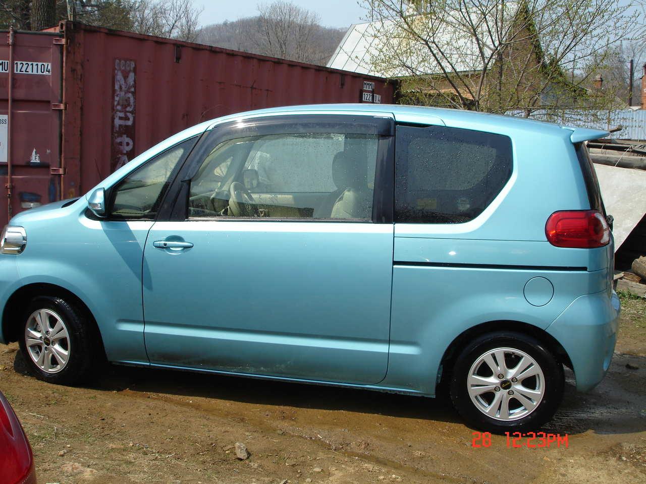 Who Owns Scion >> 2008 Toyota Porte Photos, 1.3, Gasoline, FF, Automatic For ...