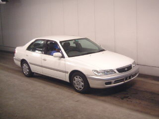 2000 Toyota Premio Photos