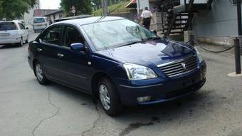 2004 Toyota Premio Photos