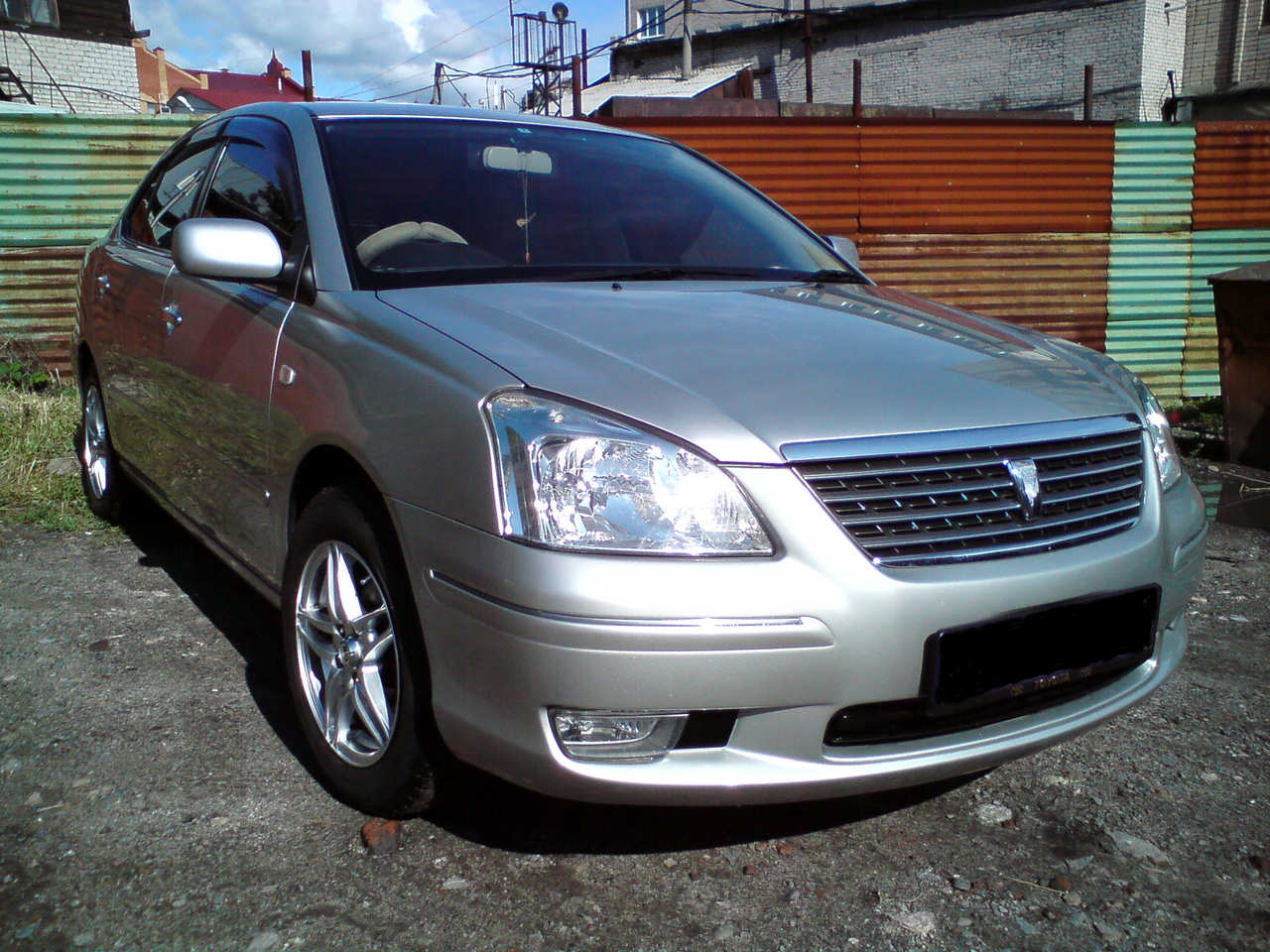 2004 toyota premio photos 1 8 gasoline ff automatic for sale
