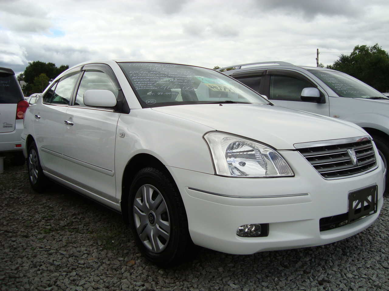 Used 2006 Toyota Premio Photos 1800cc Gasoline