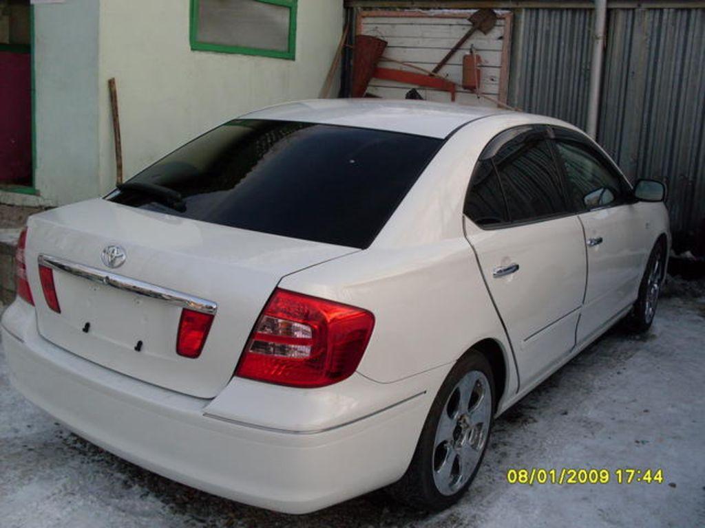 Тойота премио 2002 фото