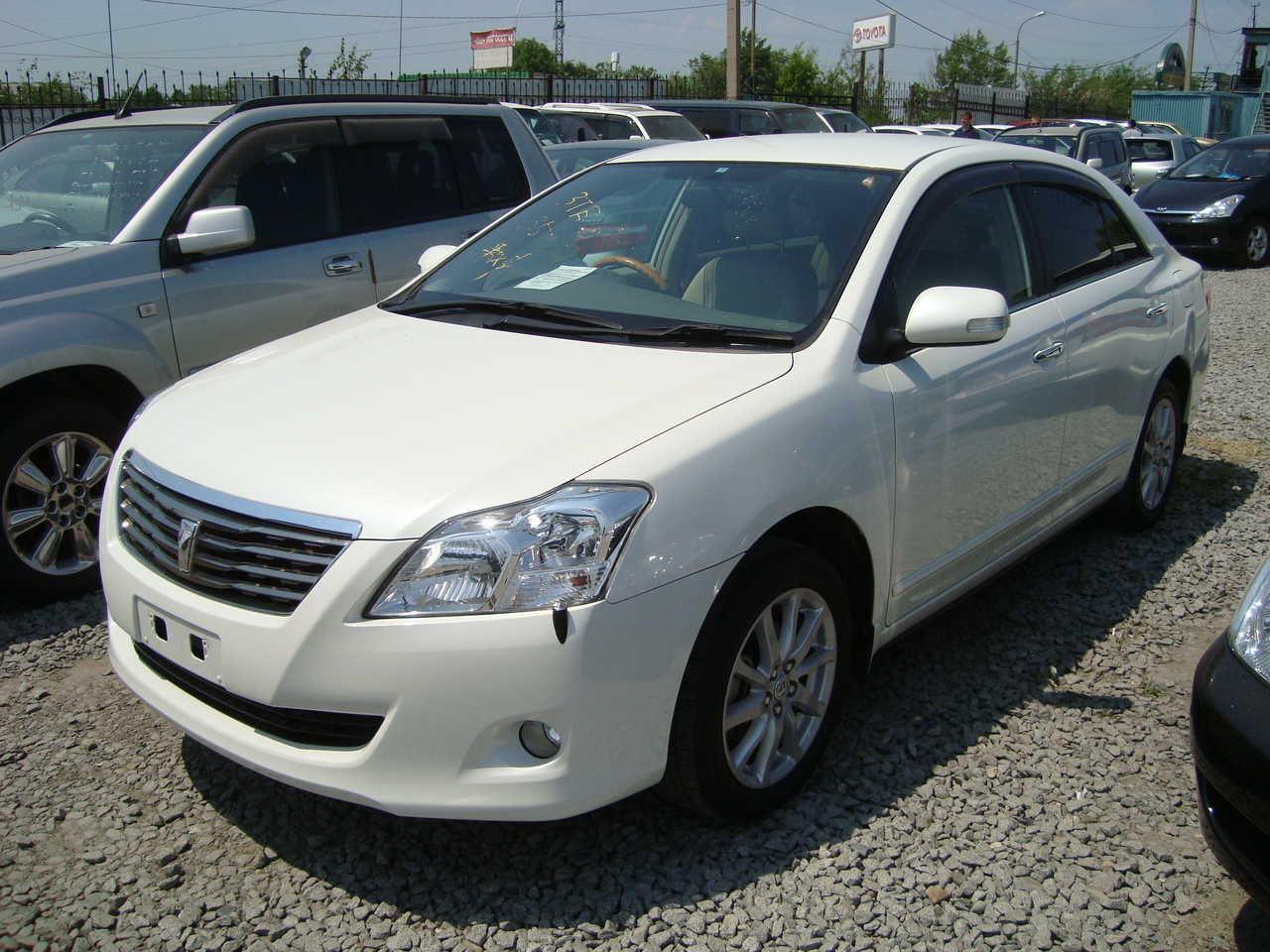 Used 2008 Toyota Premio Photos 1800cc Gasoline Ff