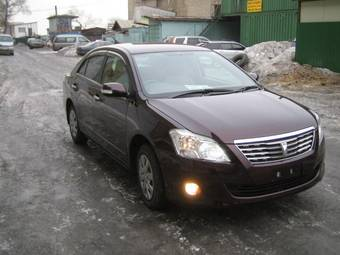 2009 Toyota Premio Photos