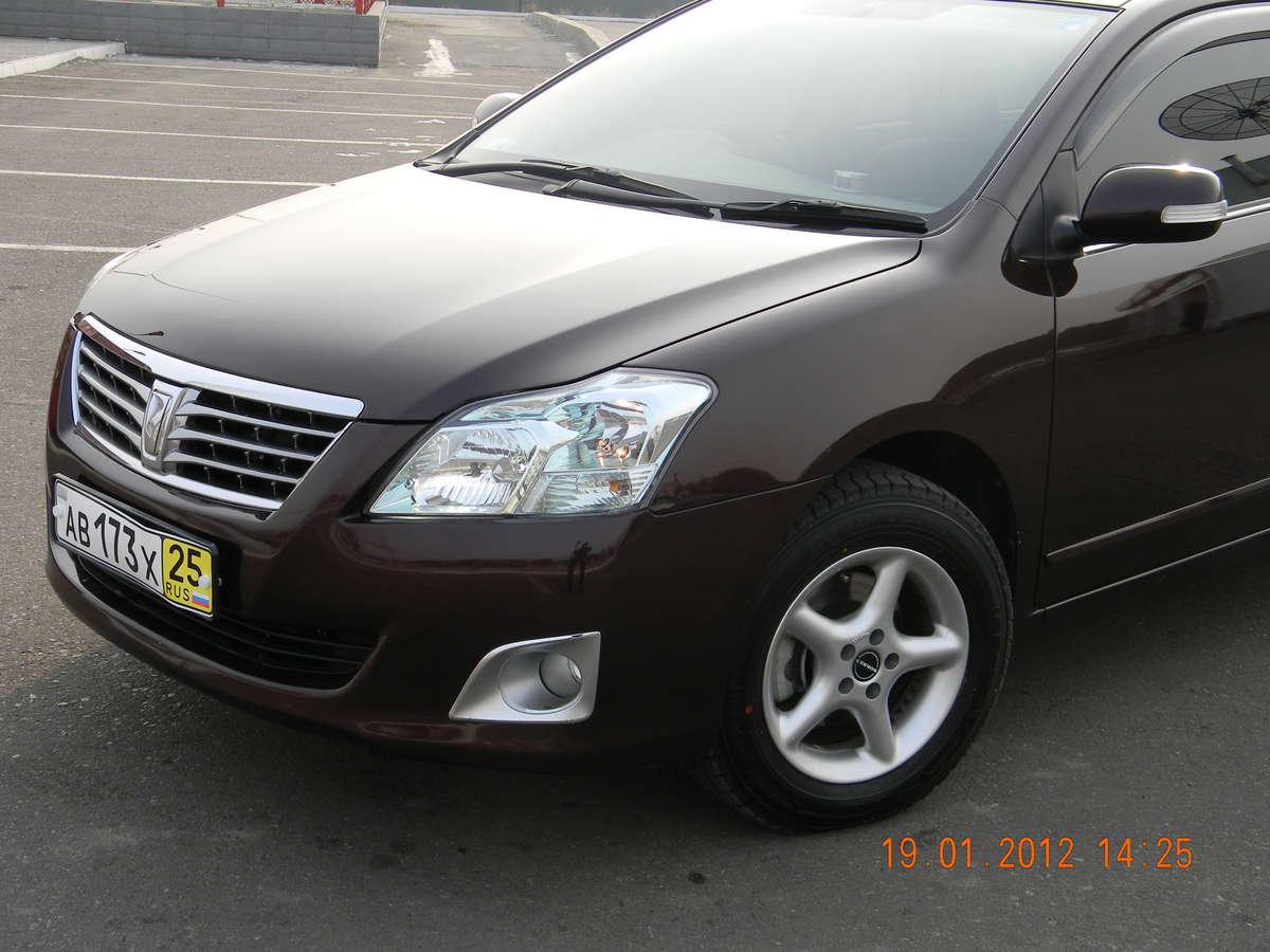 Тойота премио 2010 фото