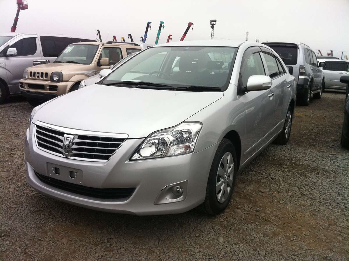 2010 Toyota Premio Photos 1 8 Gasoline Automatic For Sale