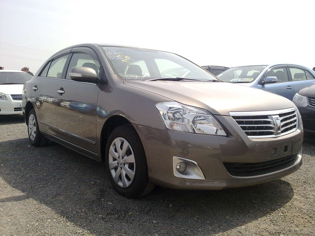 Japan Used Cars For Sale Toyota Premio