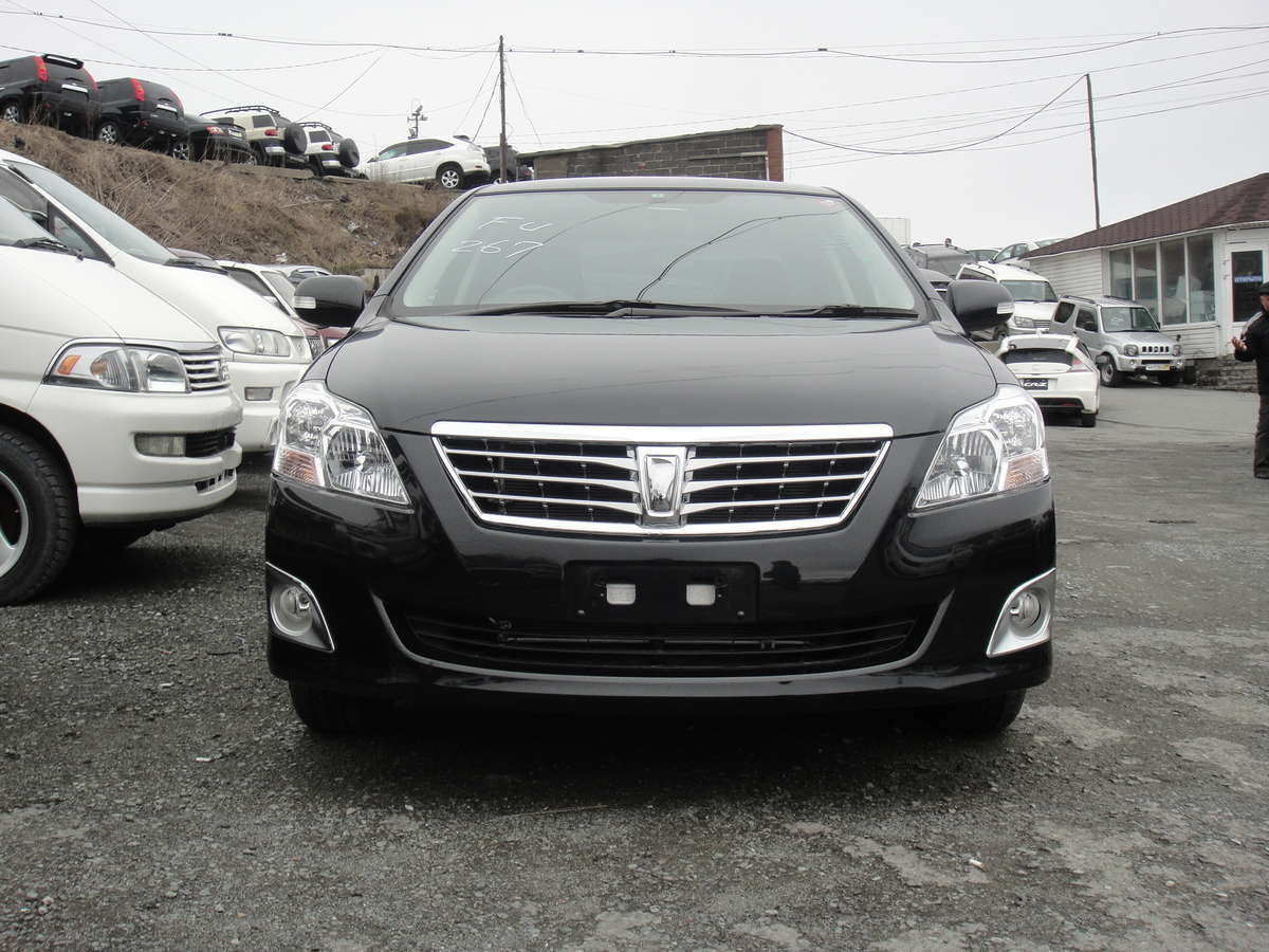 Used 2010 Toyota Premio Photos 1800cc Gasoline Ff