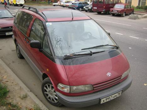 Toyota Previa Orig