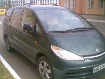 2003 Toyota Previa For Sale