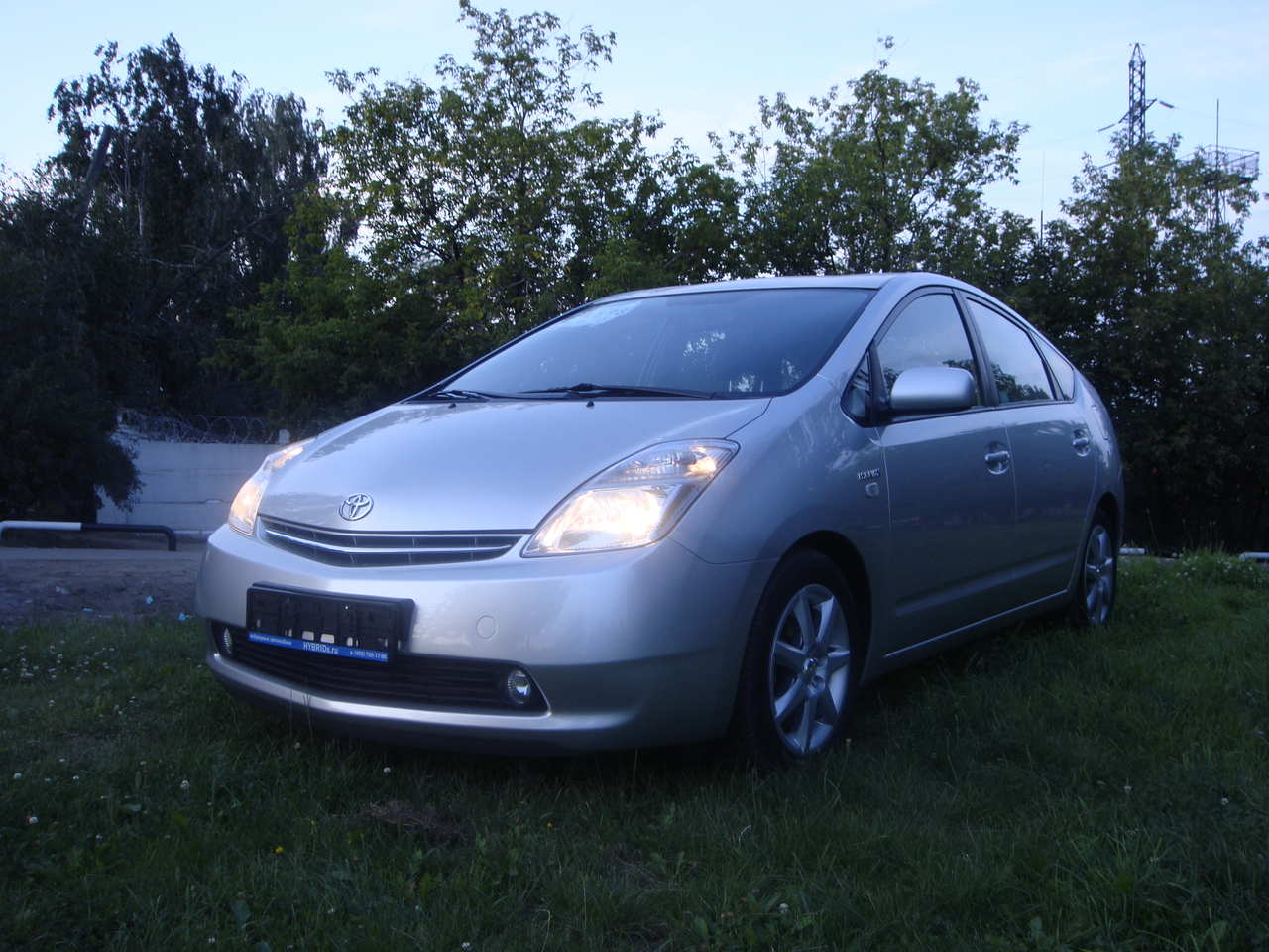 used 2006 toyota prius photos 1500cc ff cvt for sale. Black Bedroom Furniture Sets. Home Design Ideas
