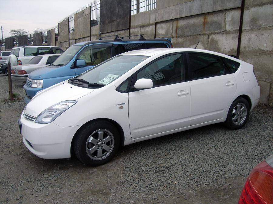 used 2008 toyota prius photos 1500cc gasoline ff automatic for sale. Black Bedroom Furniture Sets. Home Design Ideas