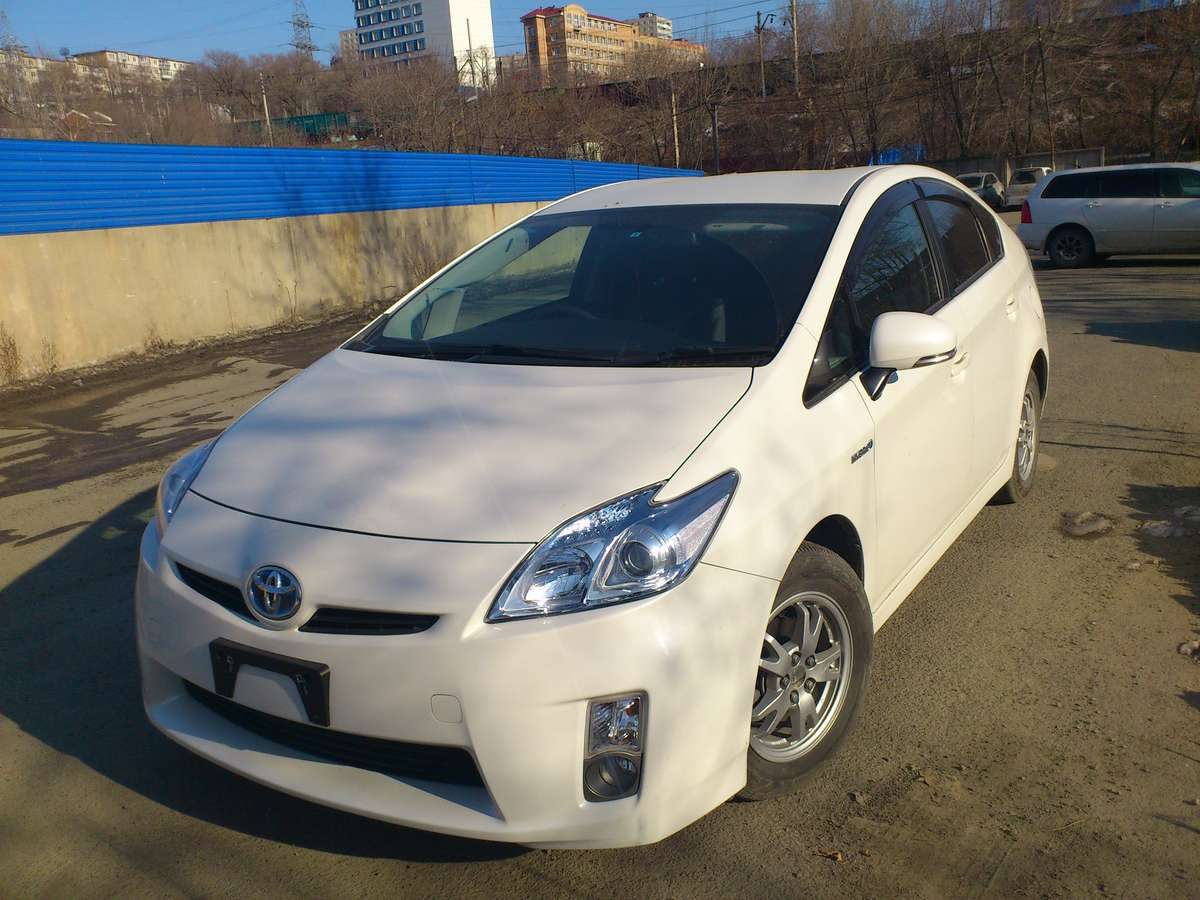 2010 toyota prius pictures 1800cc ff automatic for sale. Black Bedroom Furniture Sets. Home Design Ideas