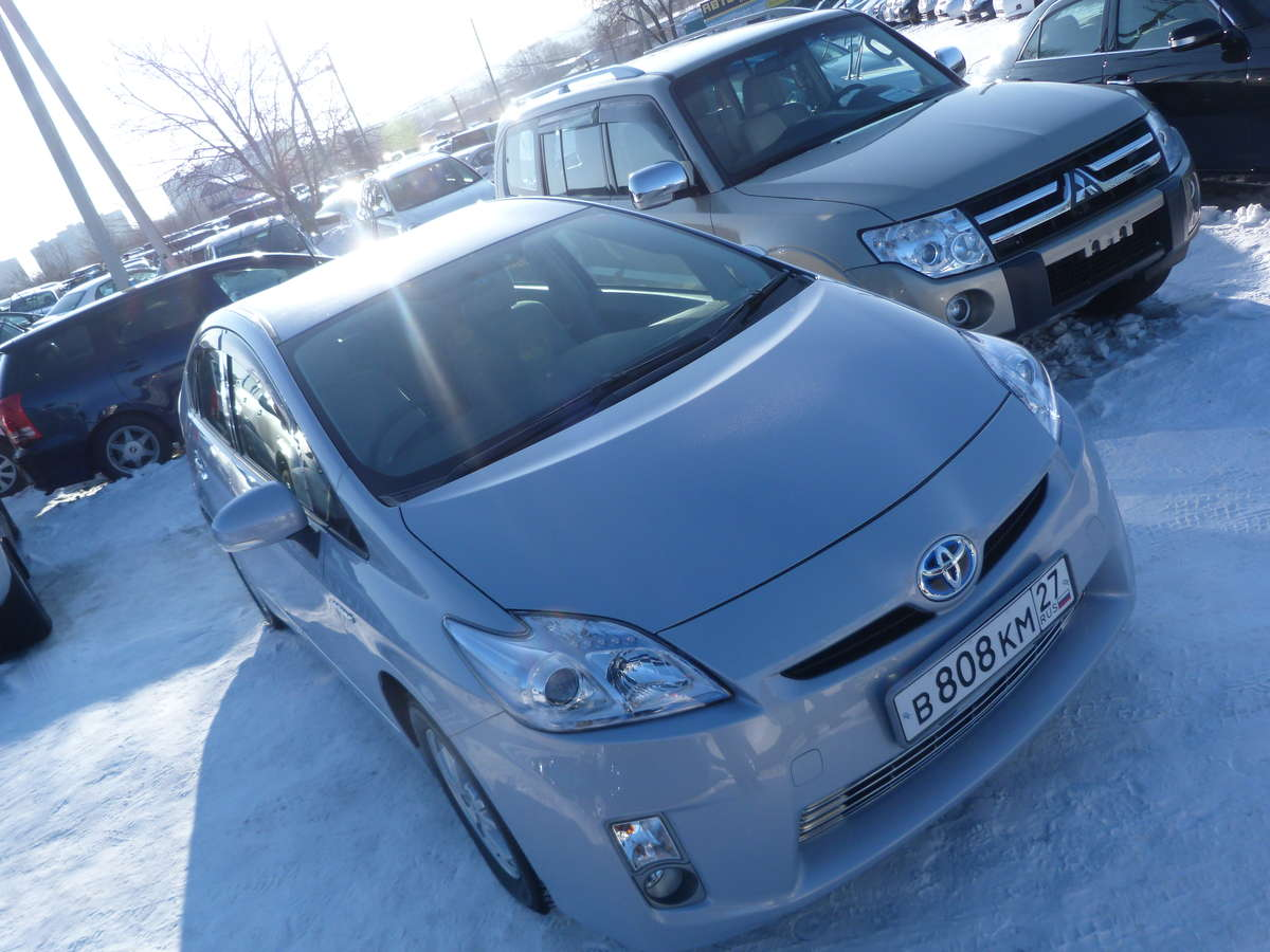 Used 2010 toyota prius photos 1800cc gasoline ff for Prius electric motor for sale