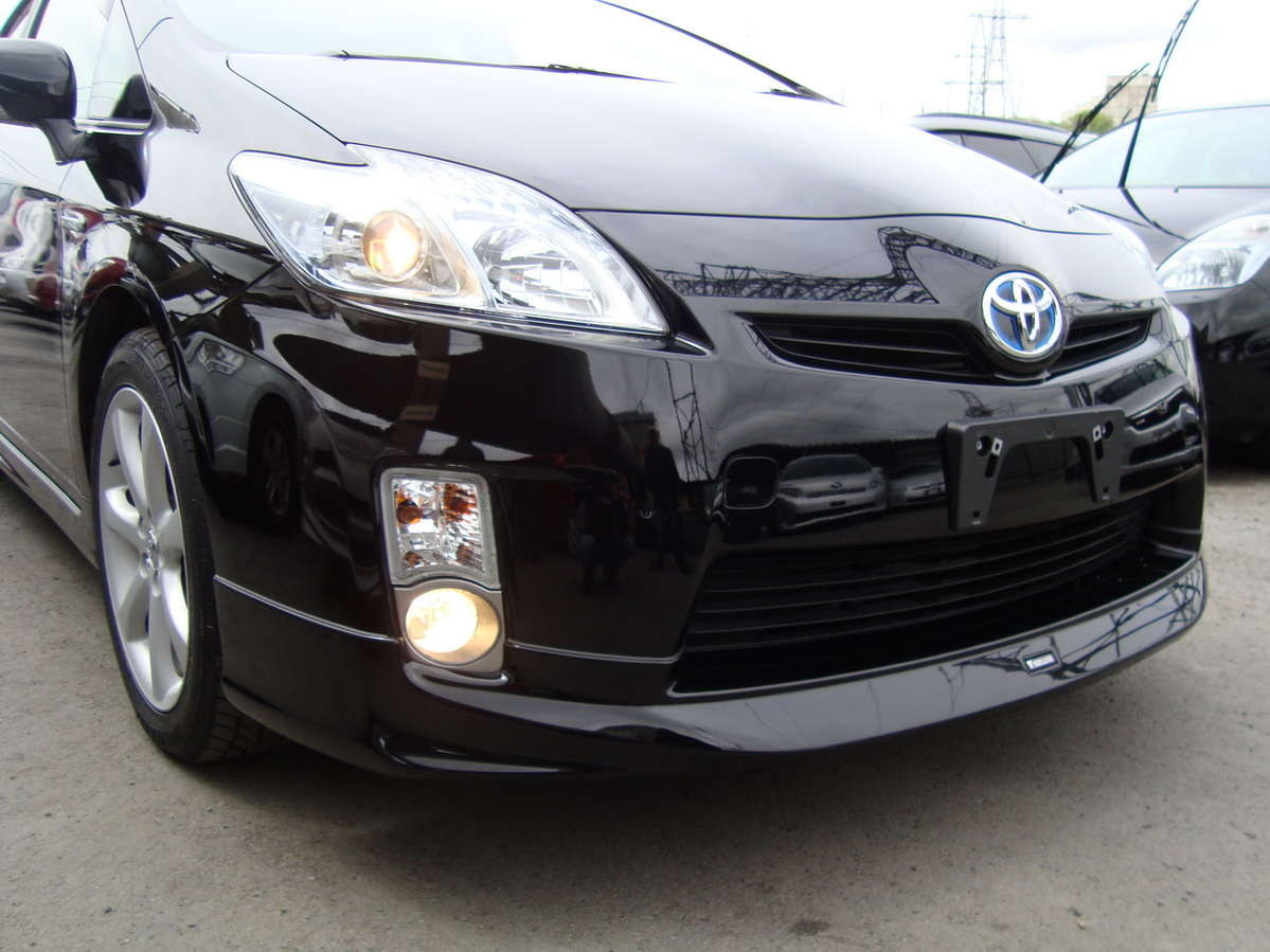 used 2010 toyota prius photos 1800cc ff cvt for sale. Black Bedroom Furniture Sets. Home Design Ideas