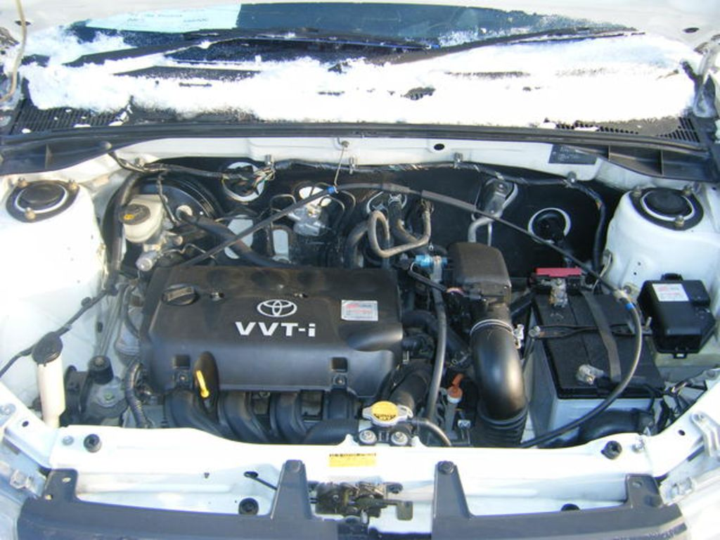 2002 Toyota Probox Pictures, 1500cc., Gasoline, FF, Automatic For Sale