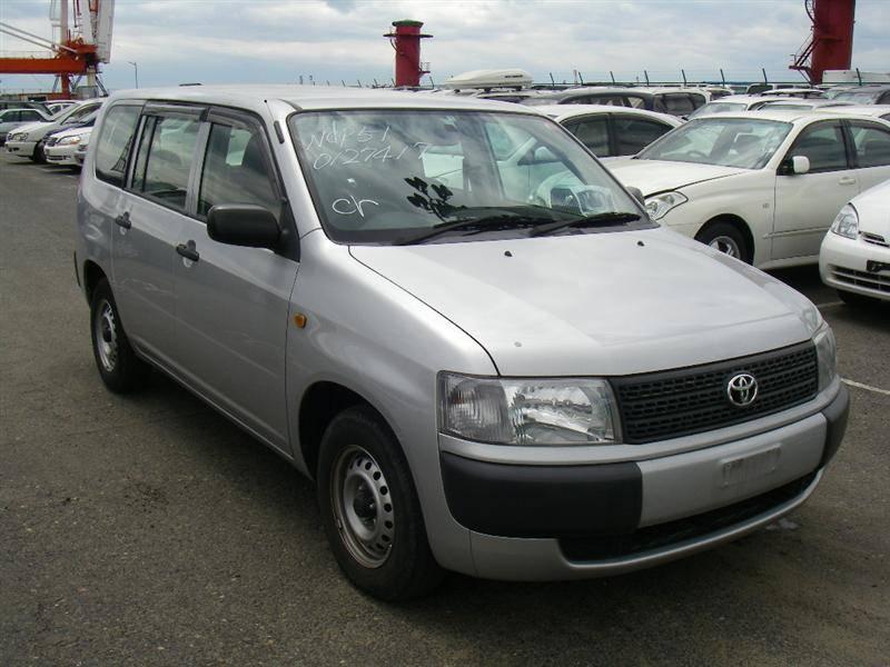 2006 Toyota Probox Specs  Engine Size 1500cm3  Fuel Type