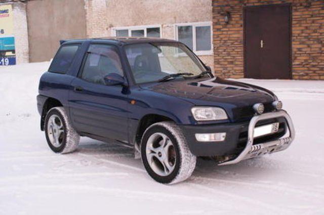 Used Rav 4 >> 1994 Toyota RAV4 Pictures