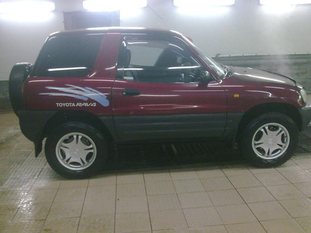 1994 Toyota Rav4 Pictures For Sale