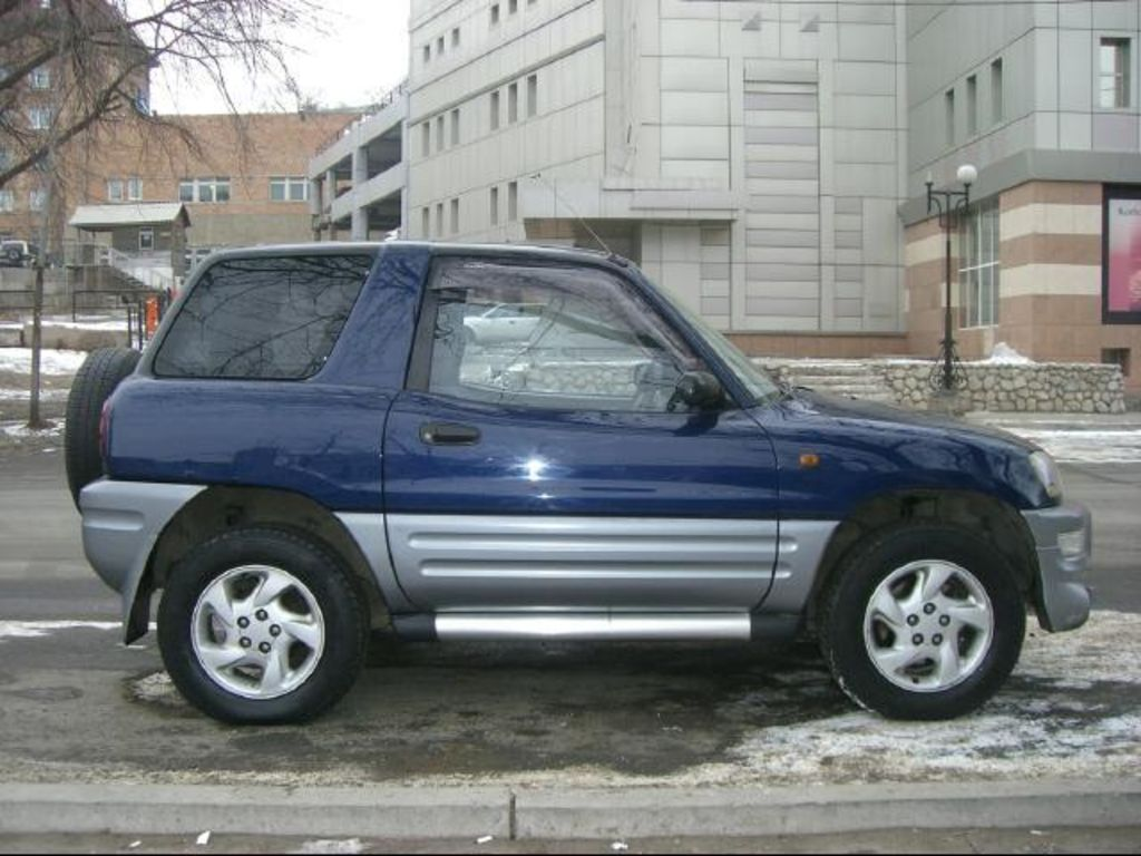 1995 toyota rav4 pictures 2000cc gasoline automatic for sale. Black Bedroom Furniture Sets. Home Design Ideas