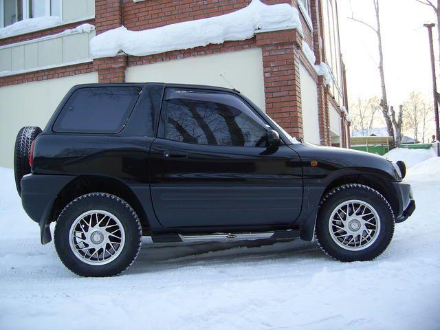 1995 Toyota Rav4 Pictures