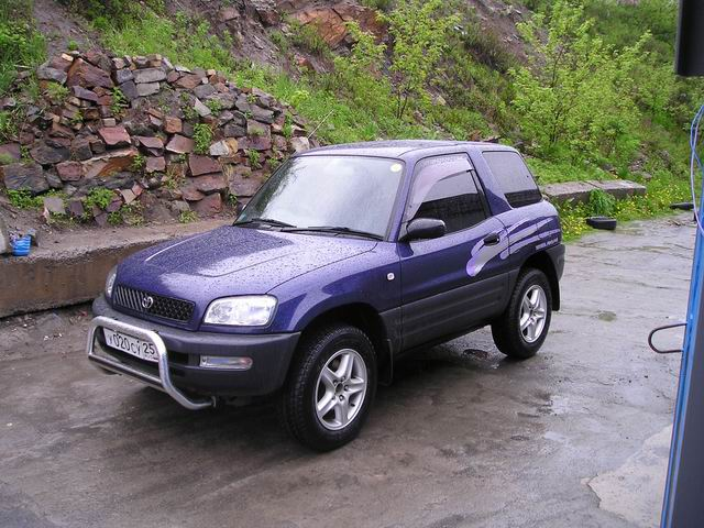 1996 Toyota Rav4 Pictures For Sale