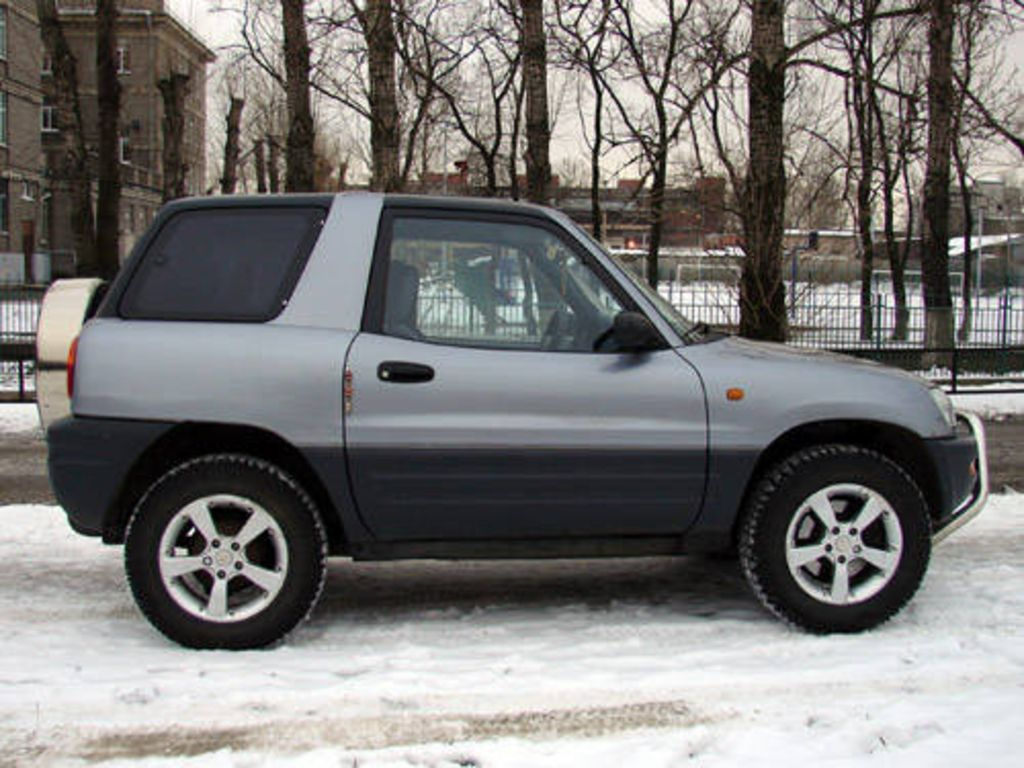 1996 toyota rav4 4 door review. Black Bedroom Furniture Sets. Home Design Ideas