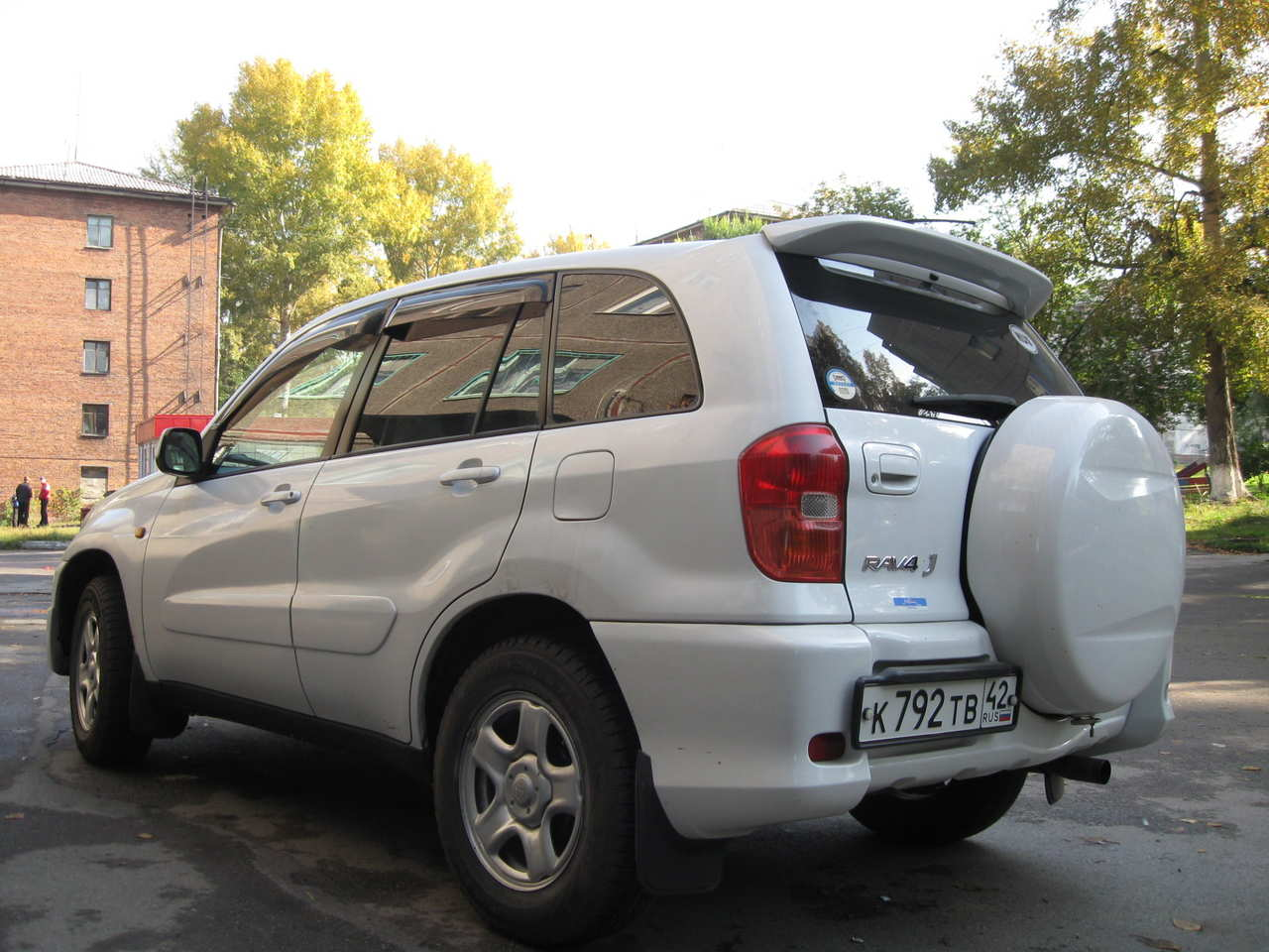 2002 toyota rav4 pictures 1800cc gasoline ff automatic for sale. Black Bedroom Furniture Sets. Home Design Ideas