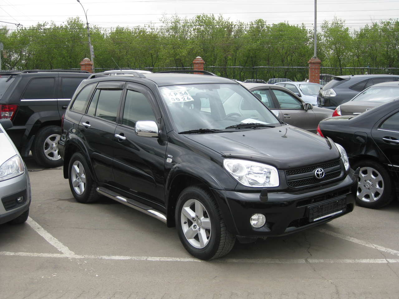 used 2005 toyota rav4 photos 2000cc gasoline automatic for sale. Black Bedroom Furniture Sets. Home Design Ideas