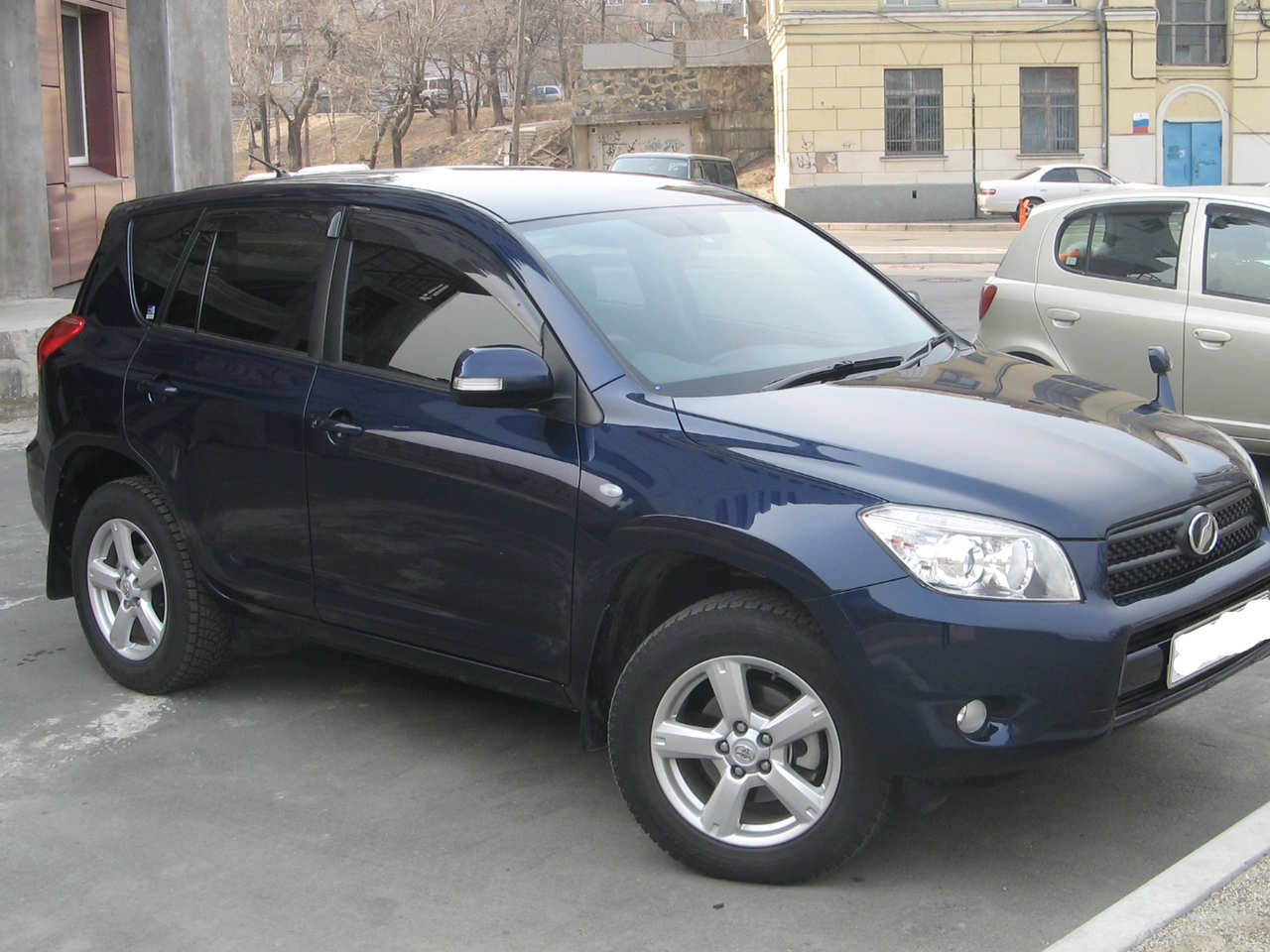 used 2005 toyota rav4 photos 2 4 gasoline automatic for sale. Black Bedroom Furniture Sets. Home Design Ideas