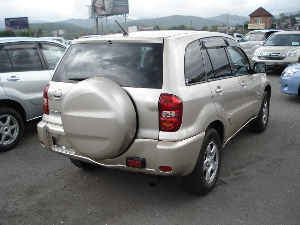 2005 toyota rav4 photos 1 8 gasoline automatic for sale. Black Bedroom Furniture Sets. Home Design Ideas
