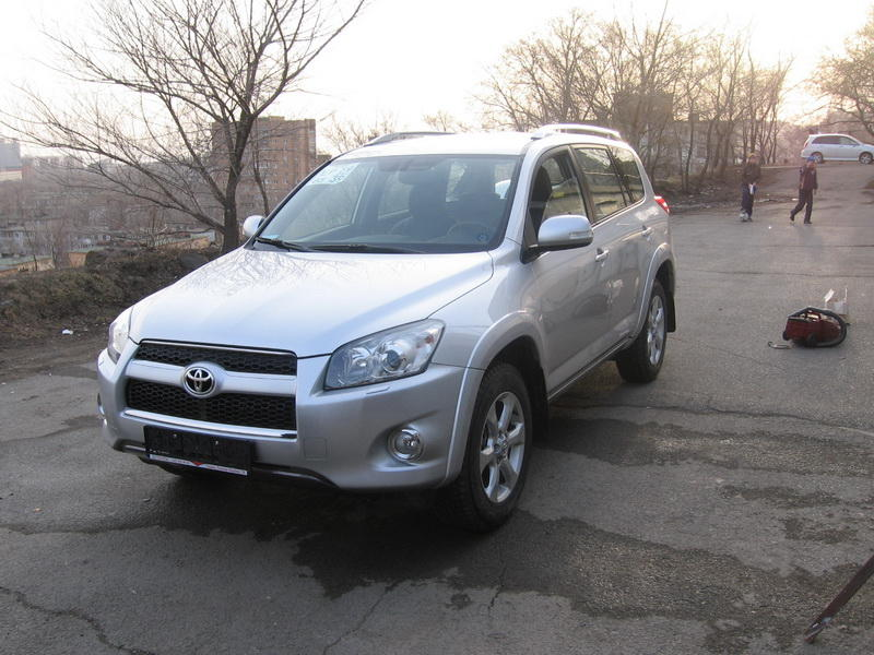 used 2009 toyota rav4 photos 2400cc gasoline automatic for sale. Black Bedroom Furniture Sets. Home Design Ideas