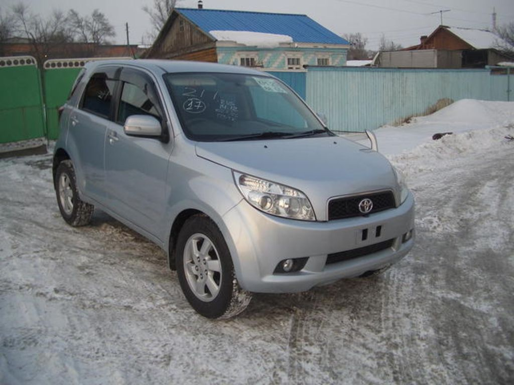 2006 Toyota Rush For Sale