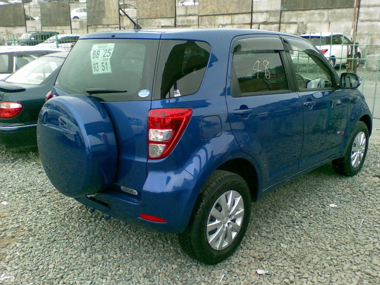2006 Toyota Rush Pictures 1 5l Gasoline Manual For Sale