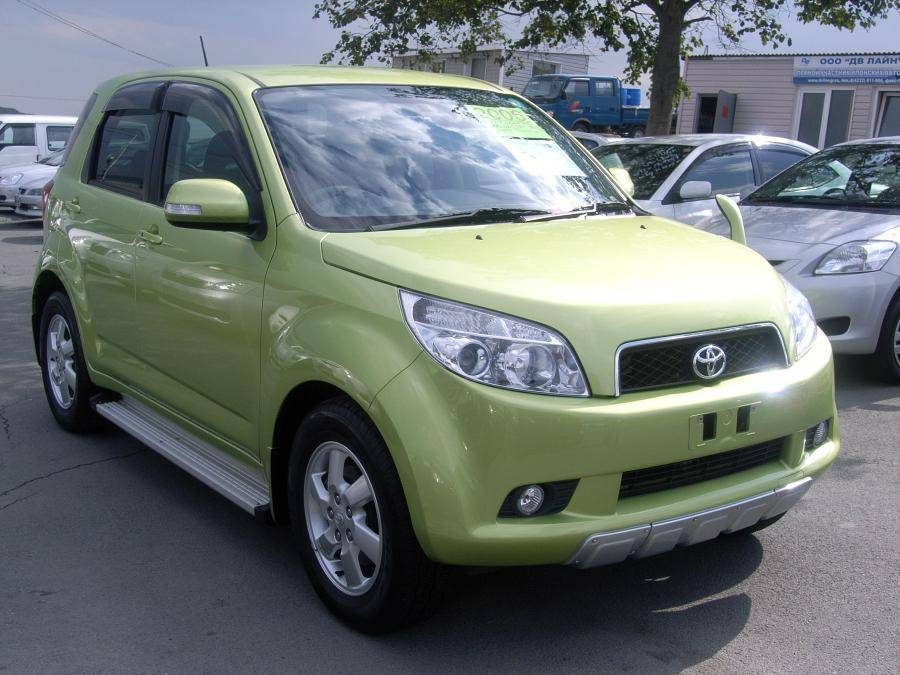 2006 Toyota Rush Photos 1 5 Gasoline Automatic For Sale