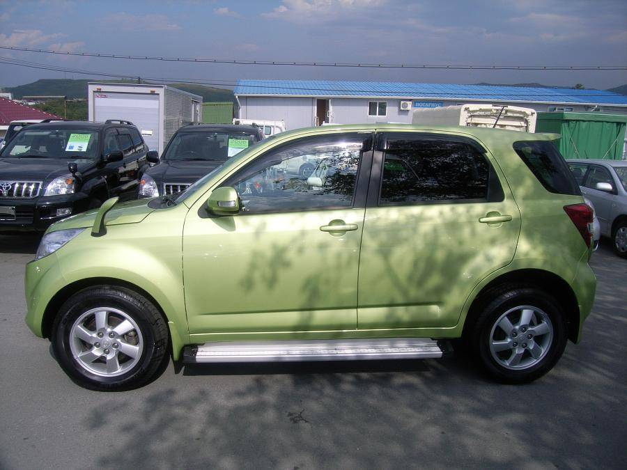 2006 Toyota Rush For Sale 1 5 Gasoline Automatic For Sale