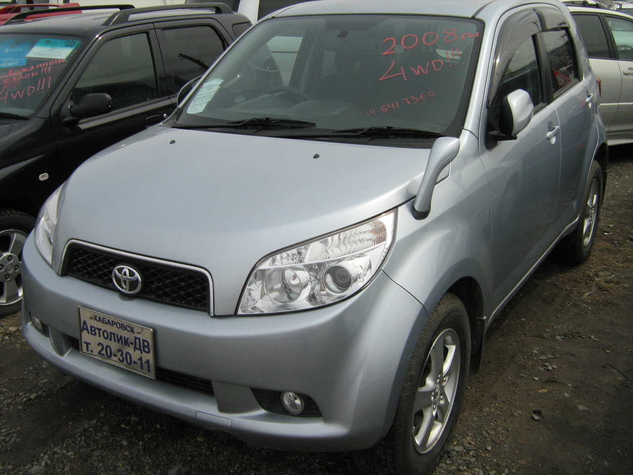 Toyota Rush Modified >> 2008 Toyota RUSH For Sale, 1.5, Gasoline, Automatic For Sale