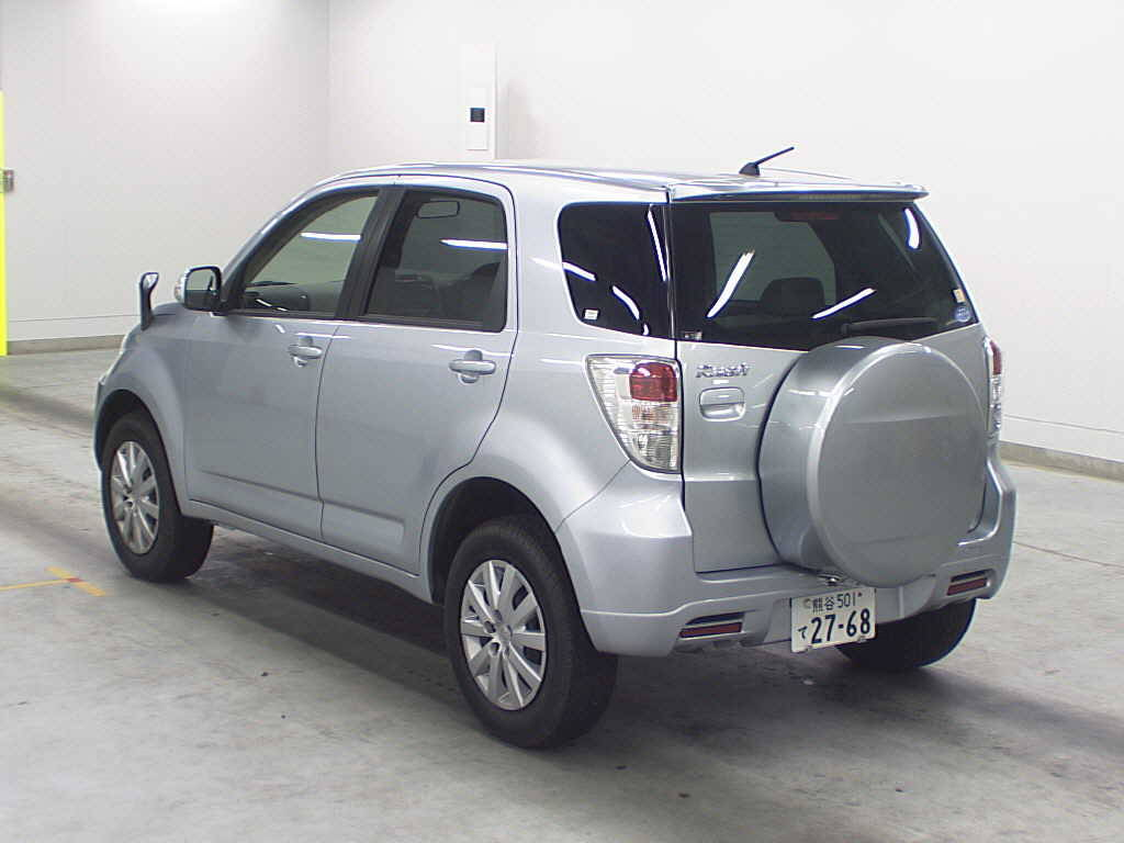 2008 Toyota Rush Photos 1500cc Gasoline Automatic For Sale