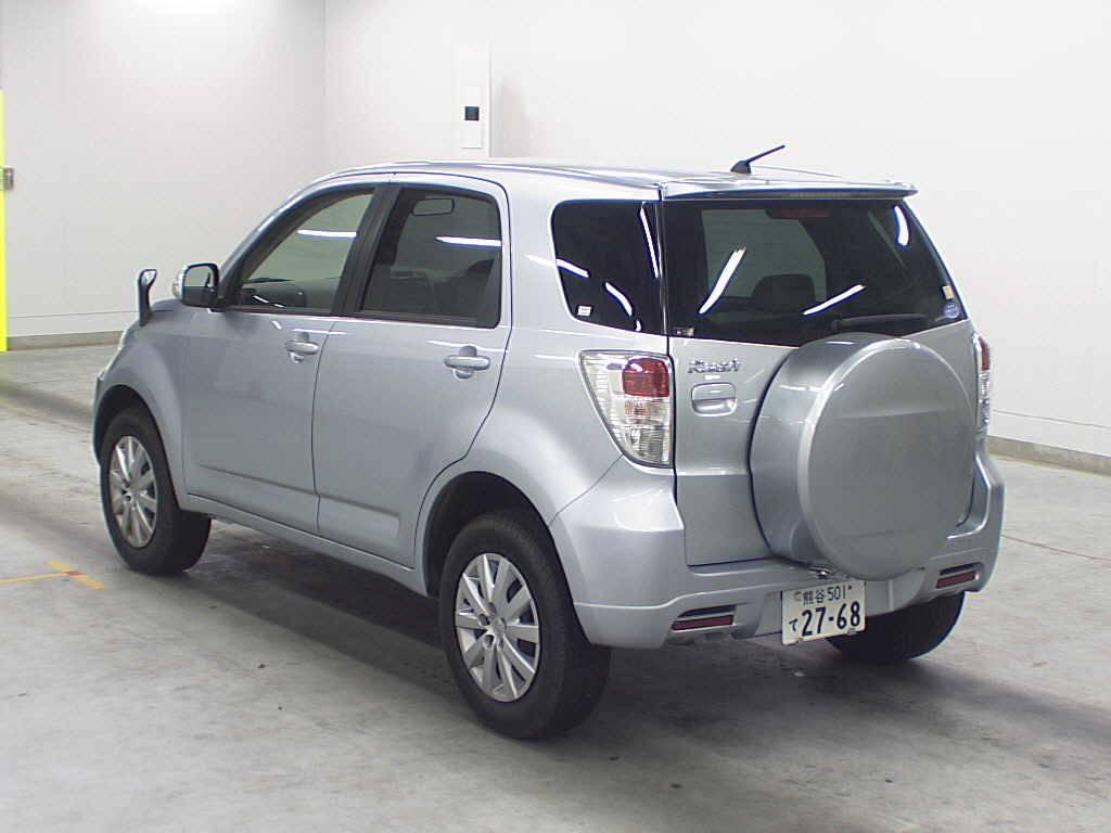 2008 Toyota Rush Photos 1500cc Gasoline Automatic For Sale