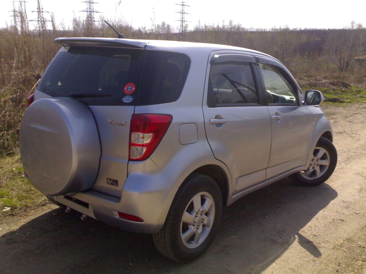 Kelebihan Toyota Rush 2008 Perbandingan Harga