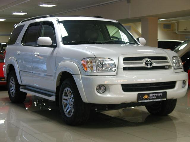 2005 toyota sequoia pictures gasoline automatic. Black Bedroom Furniture Sets. Home Design Ideas