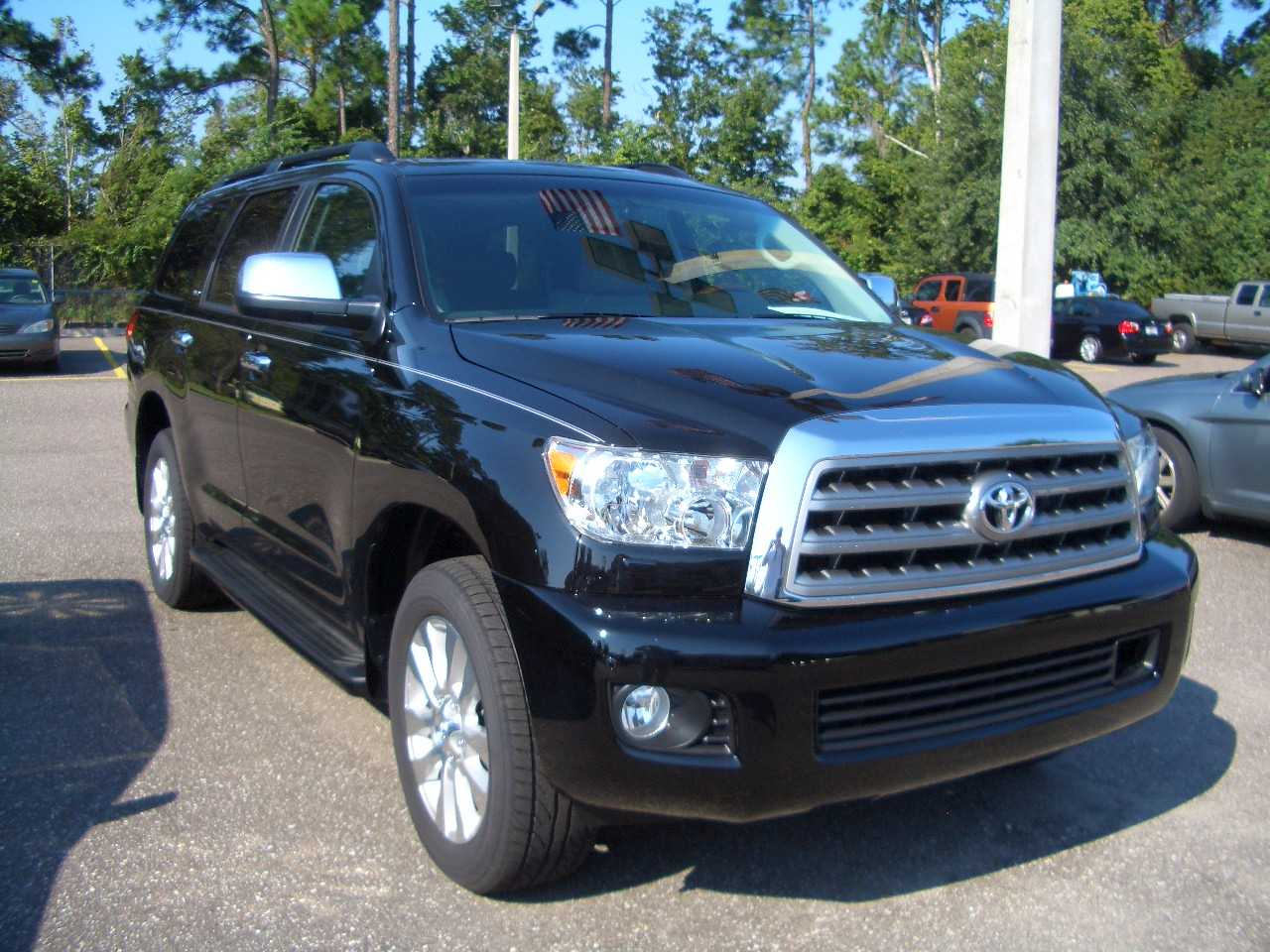 used 2009 toyota sequoia pictures gasoline automatic for sale. Black Bedroom Furniture Sets. Home Design Ideas