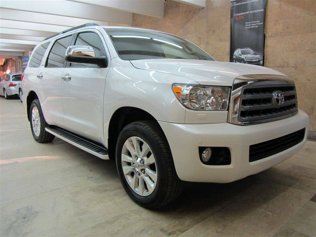 2011 toyota sequoia for sale 5663cc gasoline automatic for sale. Black Bedroom Furniture Sets. Home Design Ideas