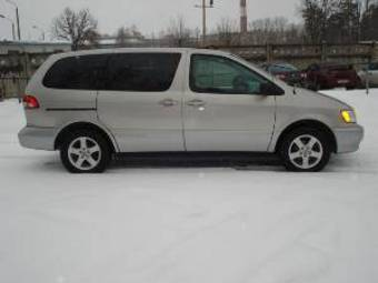 2002 toyota sienna for sale 3000cc gasoline ff automatic for sale. Black Bedroom Furniture Sets. Home Design Ideas