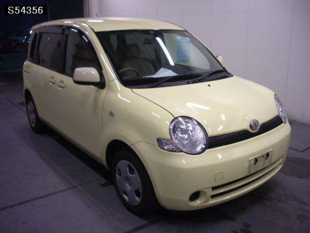 2003 Toyota Sienta For Sale