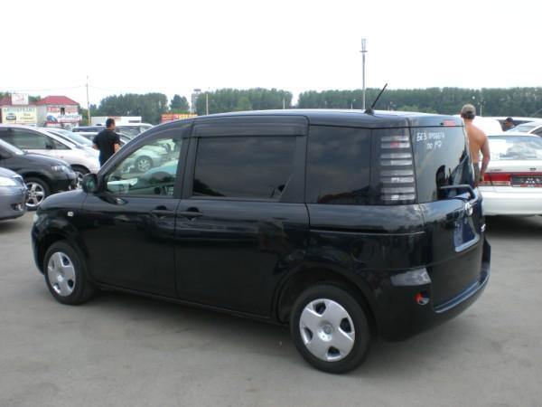 2004 Toyota Sienta Photos 1 5 Gasoline Ff Cvt For Sale