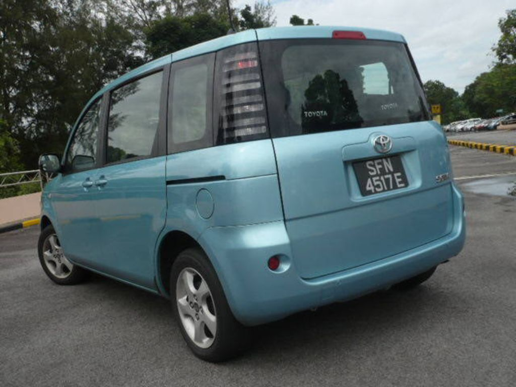 Used Toyota Sienna For Sale >> 2005 Toyota Sienta For Sale