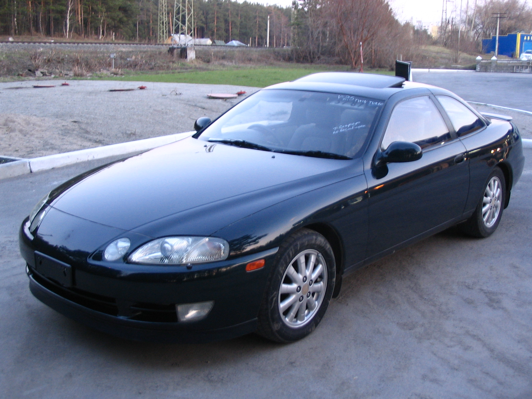 Drift Cars For Sale >> 1994 Toyota Soarer Pictures, 2500cc., Gasoline, FR or RR ...